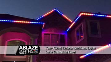 Discover the Magic of Year-Round Outdoor Christmas Lights year roundoutdoorchristmaslights