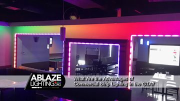 How Can Commercial LED Strip Lighting in the GTA Help Your Business commercialstriplightinggta