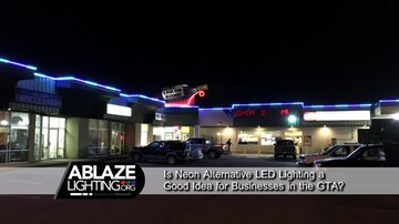 What Are the Best Neon Alternative LED Lighting Systems For Businesses in the GTA neonlightingforbusinessesgta